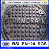 Stainless Steel Composite Manhole Cover and Frame