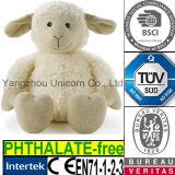 CE EN71 Soft Stuffed Animal Lamb Plush Toy Sheep