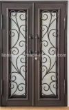 Different Outswing American Iron Entry Doors Front Design