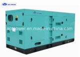 400kw Perkins Diesel Powered Generator Set Soundproof Enclosed