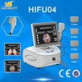 High Intensity Focused Ultrasound Hifu Beauty Machine with 10000 Shots