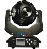 Newest 12PCS RGBW 4in1 Football /Globe LED Moving Head