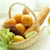 Eco-Friendly Customized Hand-Made Food-Safe Basket with Handle