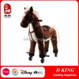 Walking Spring Rocking Horse Plush Toy