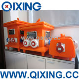 IEC Standard Portable Orange Socket Box (QCXY)
