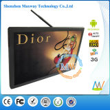 21.5 Inch Android 4.2 LCD Network Advertising Player