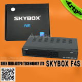 Original DVB-S2 Set Top Box--Skybox F4s Full HD Digital Satellite Receiver with GPRS VFD Display with GPRS