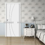 European Style WPC Decorative Material Painting Door (YM-073)