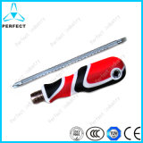 Cr-V Steel PP Handle Phillips Magnetic Replaceable Screwdriver
