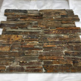 Natural Rusty Slate Exterior Wall Stone Covering (SMC-CC171)