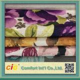 Fashion Soft Velvet Printing Fabric for Sofa