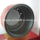 Customized Truck Parts Rear Brake Drum for Daf (PJBD026)
