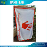 Promotional Polyester Hand Flags Band of The Red Hand Flag (J-NF10F020346)