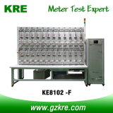 Class 0.05 24 Position Two Current Loop Single Phase kWh Meter Test Bench