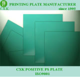 Green Color Positive PS Plate (M28)