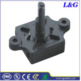3410 Mini 3 Position Rotary Selector Switch for Fan