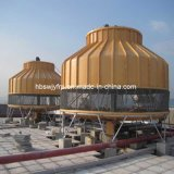Highly Efficient Rotating Sprinkler Head Circular Counter Flow Cooling Tower