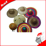Straw Hat Sombrero Hat Big Brim Hat