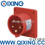 Industrial Cee Wall Mounted Socket with CE Certification (QX-815)