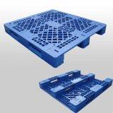 L1200*W1000*H160mm HDPE/PP Heavy Duty 3 Runners Open Deck Hygeian Plastic Pallet