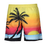 Custom Sublimated Beachwear Board Shorts for Men