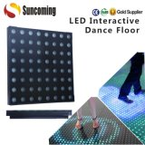 Popular LED Interactive Lighted Dance Floor for Sale