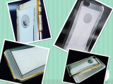 Mobile Accessories Sparking Plating TPU Phone Case for iPhone 6