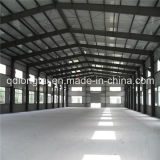 ISO & CE Wide Span Light Frame Steel Structure for Factory