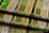 Furniture Stripe Velvet Sofa Fabric (BS4007)