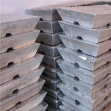 Pure Zinc Ingot 99.995%