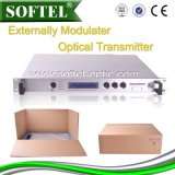 Top Class Fiber Optical Transmitter 1550nm
