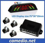 Hot! Universal Auto Reverse Parking Sensor with Three Color LED Display &Alarm by Bibi Sound