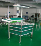 Chroming Unite Working Table of Pipe Rack