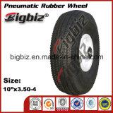 10 Inch Pneumatic Rubber Wheels for Boat Trailer