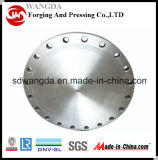 Carbon Steel Blind Flange with Anti- Rust Oil Surface Treatment