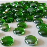 Factory Green Crystal Glass Gemstone