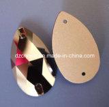 Crystal Glass Sew-on Stones Beads (DZ-3065)
