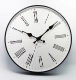 "12"" Silent Quartz Decorative Ikea Wall Clock Non-Ticking Digital"