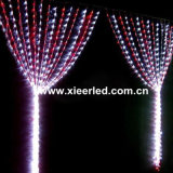 Multicolor LED Christmas Light Curtain Light for Outdoors Wedding