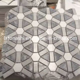 Cheap Prices Marble Stone Mosaic Floor Tile for Flooring