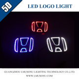Car 5D LED Logo Badge Light for Honda