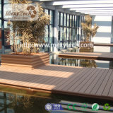 China Decking WPC Engineered Flooring for Outdoor Living Project