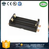 High Quality Section 7 2 Parallel SMT SMD Battery Holder