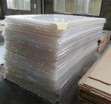 Milky White 1mm Thick Acrylic Sheet