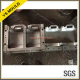 Plastic Engine Oil Bottle Extrusion Mould