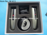 Laser and Vibrating Massage Comb Machine, Effective Regrowth Hair Massager (W-611)