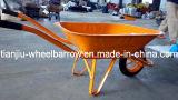 Stainless Steel Handle Dubai Wheel Barrow (WB6400)