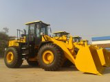 China Compact 6t Zl60 Wheel Loader with Shovel