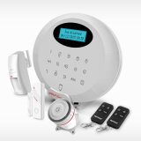 WiFi GSM Alarm System, WiFi GPRS Alarm System with Wireless Sensor