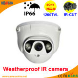 50m LED Array IR Dome 1200tvl CCTV Camera System